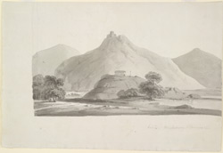 Hills between Verapadrug and Cauverypatam. 11 May 1792